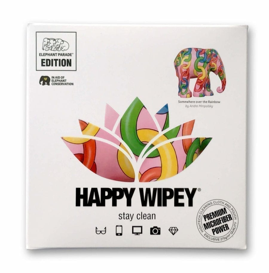 SOMEWHERE OVER THE RAINBOW - Andre Miripolsky 3 HAPPY WIPEY