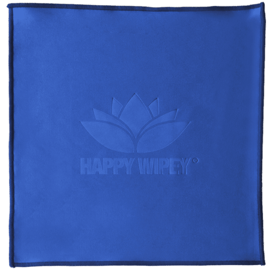 PLAIN EDITION matcha green & hibiscus blue 3 HAPPY WIPEY