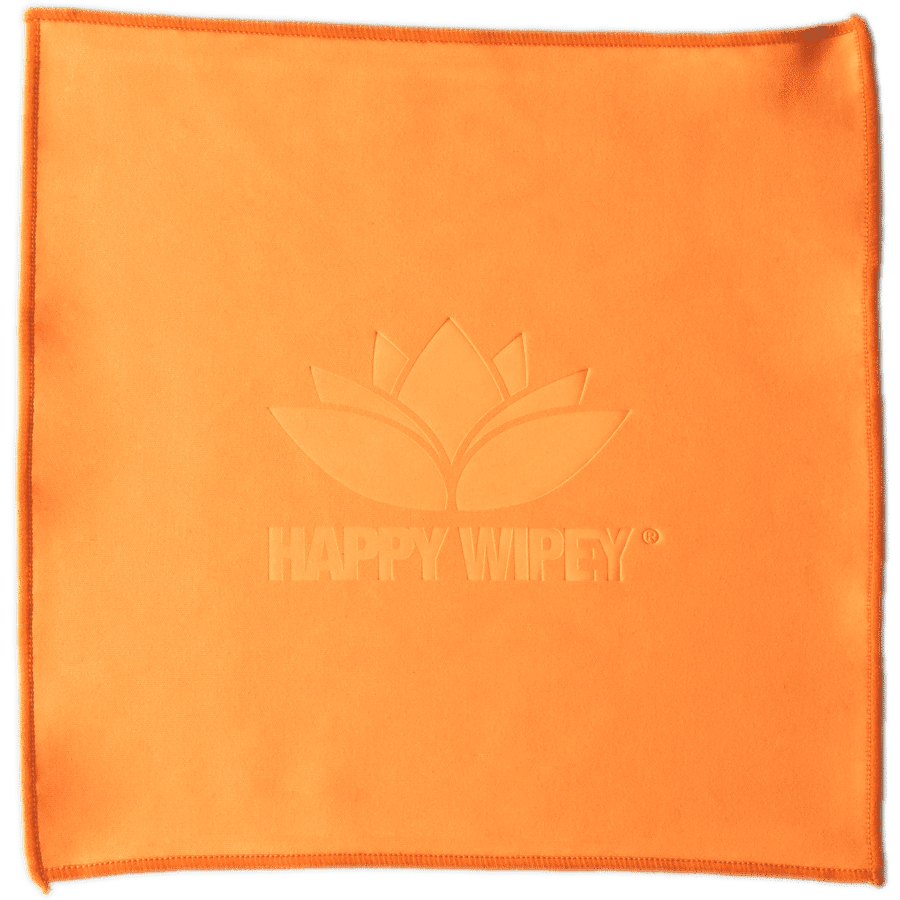 PLAIN EDITION honeybush orange & yasmin yellow 3 HAPPY WIPEY