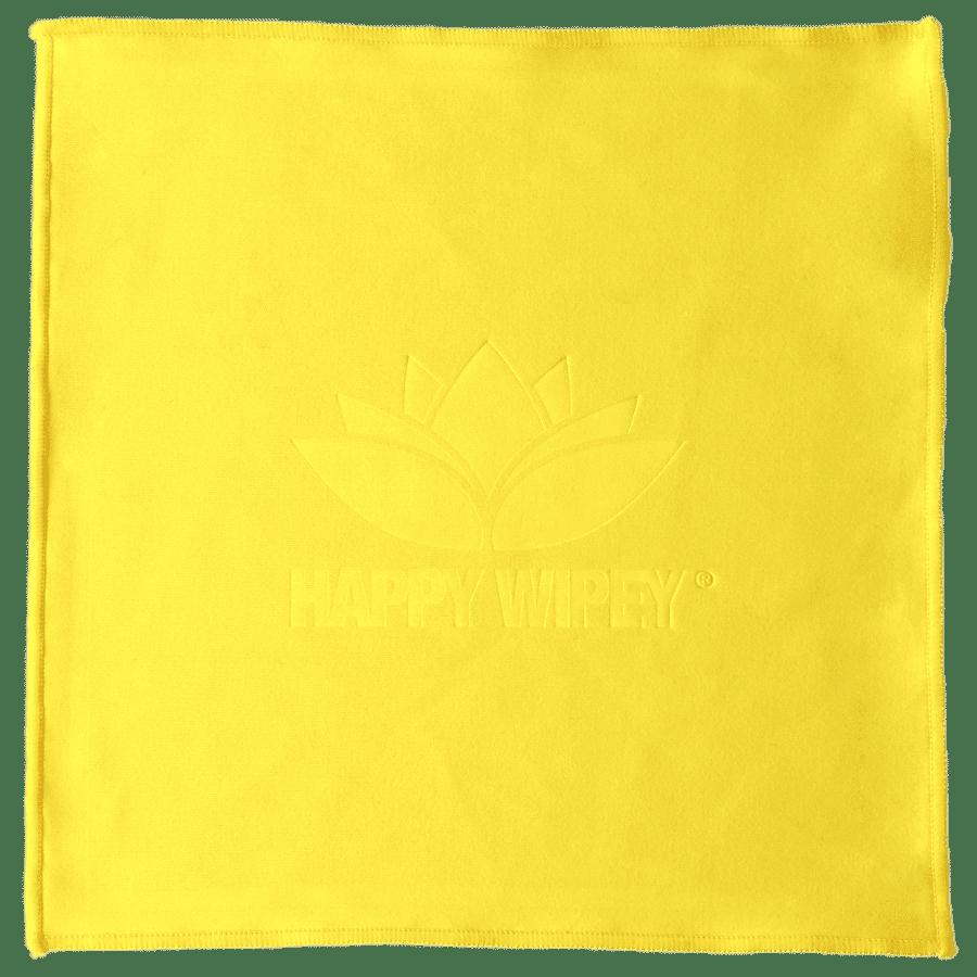 PLAIN EDITION honeybush orange & yasmin yellow 2 HAPPY WIPEY